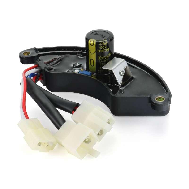 Regulator napięcia 5-10 kW 470 uF 3 kostki