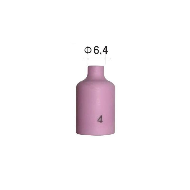 Dysza ceramiczna do soczewki uchwytu TIG nr 4