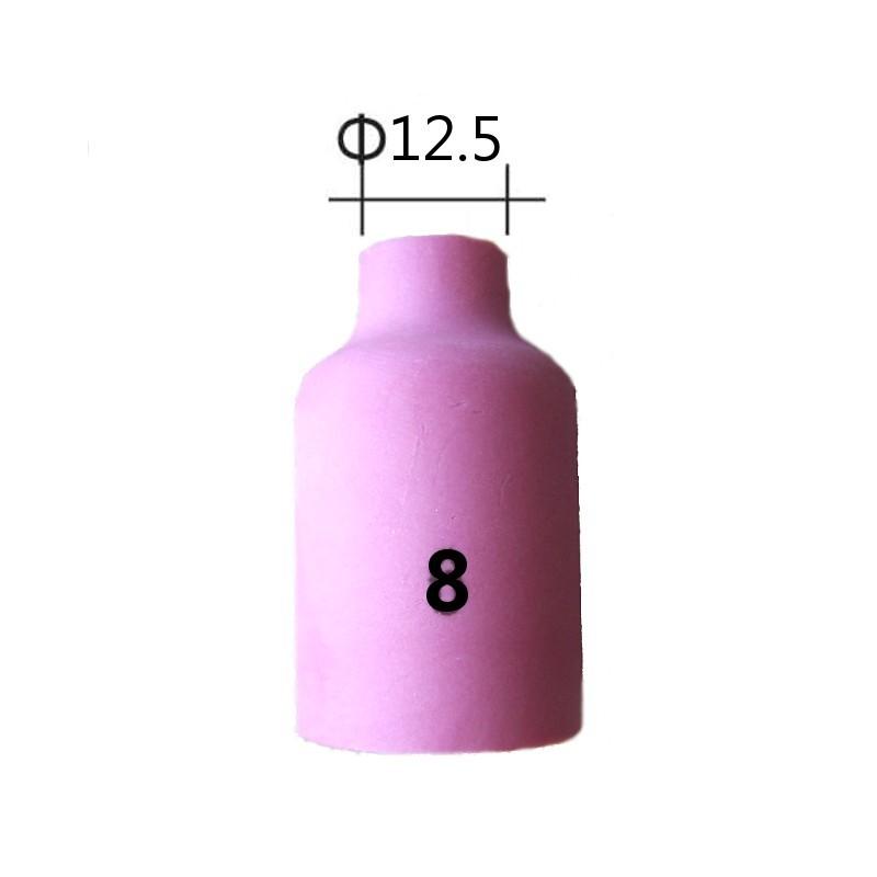 Dysza ceramiczna do soczewki uchwytu TIG nr 8