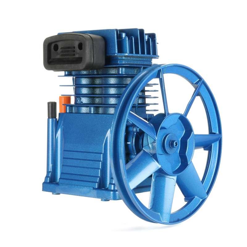 Sprężarka powietrza 300l/min kompresor 2 tłokowy 10 BAR 2055 BLUE