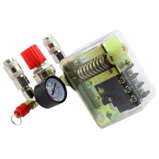 Wyłączniki ciśnieniowe do kompresorów powietrza
