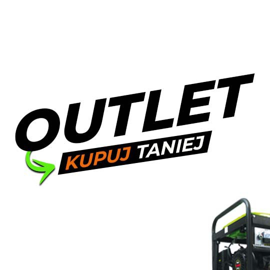 OUTLET - wyprzedaż agregatów prądotwórczych, pomp wody, silników