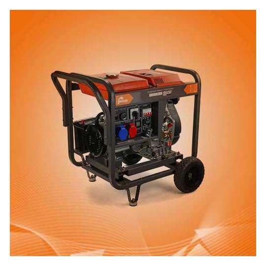 Agregaty Prądotwórcze Diesel do 15 kW