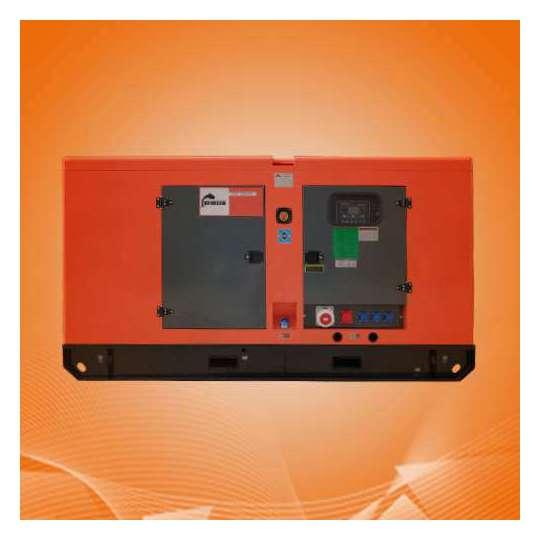 Agregaty Prądotwórcze Diesel od 15 kW