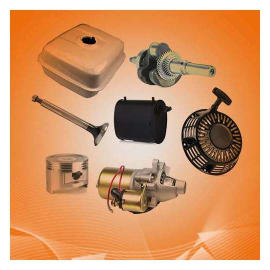 Części do silników benzynowych LIONCIN HOLIDA PEZAL LIFAN 154F HONDA GX160 GX270 GX360