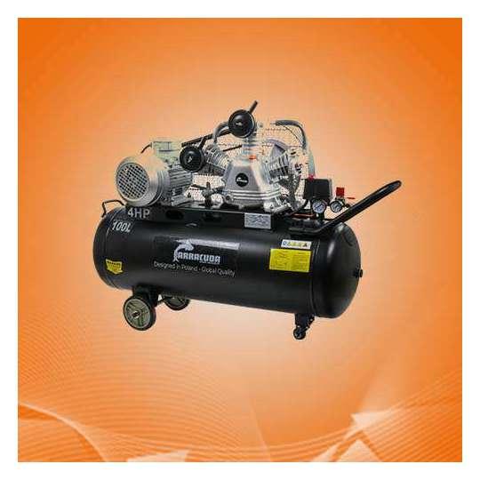 Kompresory powietrza olejowe